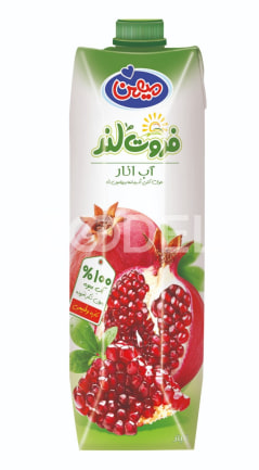 Pomegranate Juice 1 lit Mihan