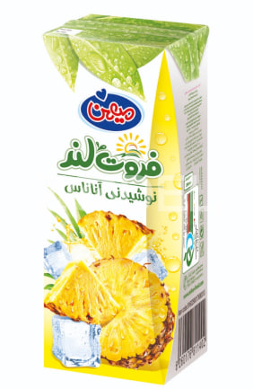 Pineapple Drink 200 cc Mihan