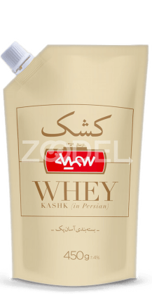 Whey 450 gr in easy pack Somayeh