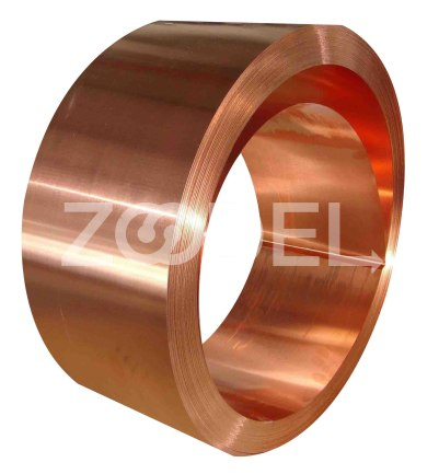 Composite Copper Steel Strip for Oil Cooler