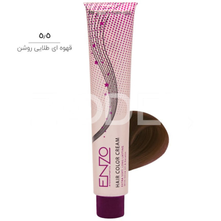 Hair Color 100 ml Number 55 Enzo