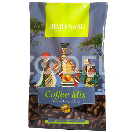 Coffee Mix 24 Pcs Shahsavand