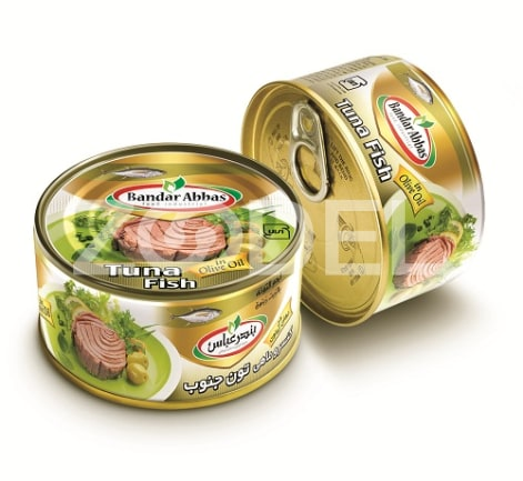 Tuna Fished Canned in Olive oil 180 gr Bandar Abbas