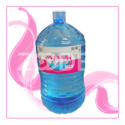 Mineral Water Natural Non Carbonated 15 Lit Bottle Mineral 360