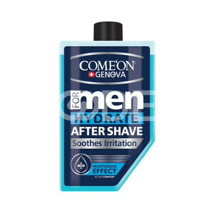 After Shave Gel Model Hydrate 260 Ml Comeon