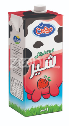 Strawberry Milk 1 lit Mihan