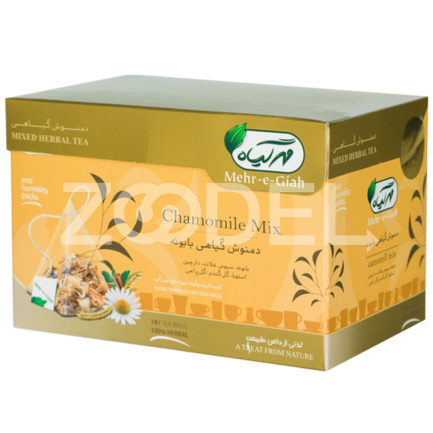 Chamomile Herbal Tea 14 pcs Mehre Giah