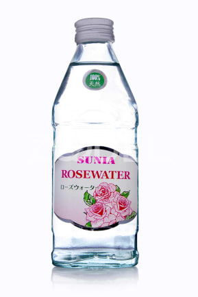 Rose Water Extract In Bottle Code F 58 Sana Company