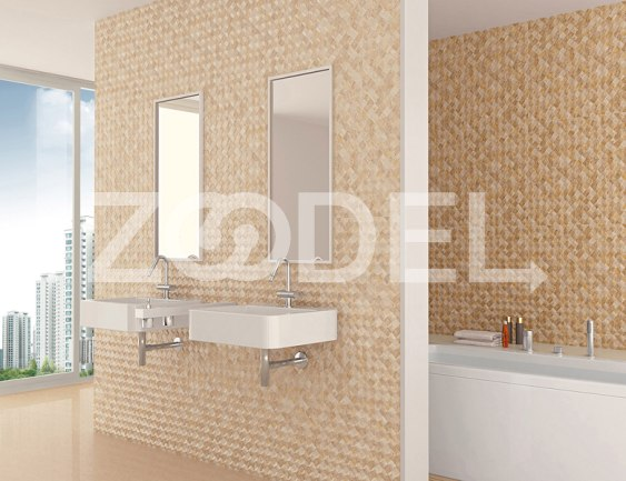 Wall Tile Eco Friendly Resistant To Acid Alkali Heat And Freezing Scratch And Stain Proof Company Setina Tile Model Delzhin