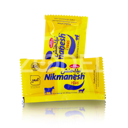 Ghee 10 Gr Sachets Model Exclusive Nik Manesh Brand