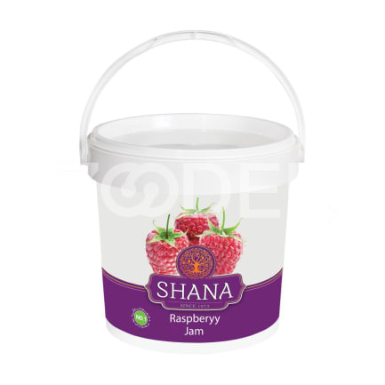 Strawberry Jam 14 Kg Bucket Shana Company