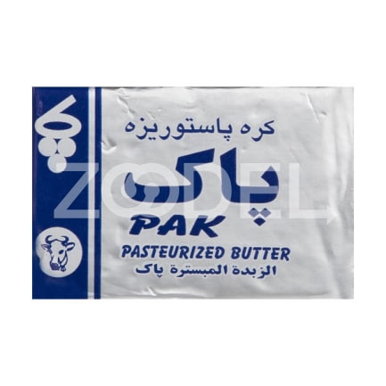 Pasteurized Butter 100 gr Pak Dairy