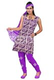 Pure Cotton Batik Printed Handicraft Salwar Kameez