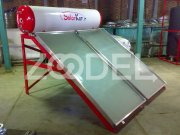 Solar Water Heater High Pressure Model Flat Solar Kar Mehr Company