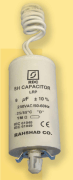 Light capacitor