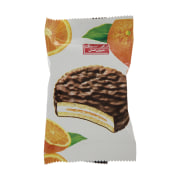 Shirin Asal Coated Biscuit with Orange Flavor 40 gr