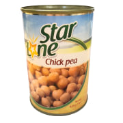 Canned Lion Star Peas - 420 g