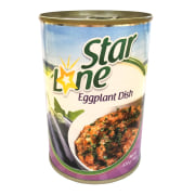 Canned Lion Star Eggplant - 420 g
