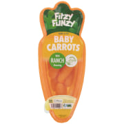 Fitzy Funzy Ranch Baby Carrot - 70 gr