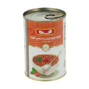 Chika With ketchup Canned Beans - 420 gr