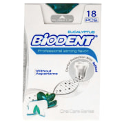 Biodent Eucalyptus Sugar Free Chewing Gum