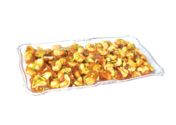 Sohan With Cashew  - 400 gr Plate Package - Kamalou Company