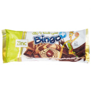 Bingo Chocolate Flavored Double Colored Twin Cake 70 Gr
