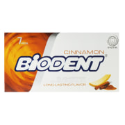 Biodent Cinnamon Sugar Free Chewing Gum