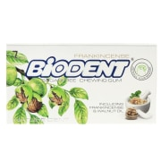 Biodent Chowder And Walnut Oil Flavored Sugar Free Chewing Gum
