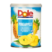Dole Pinapple Slice In Heavy Syrup - 567 gr