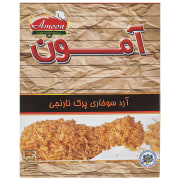 Amoon Orange Flaked Bread Crumbls 250gr