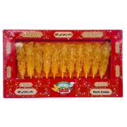 Golha Rock Candy with Saffron Flavour Pack Of 11