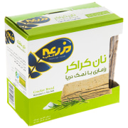 Mazrae Naab Cracker Bread Rosemary And Sea Salt 240Gr