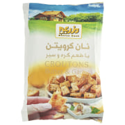 Mazrae Naab Crouton Butter And Garlic 50 Gr