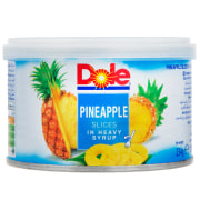 Dole Pinapple Slice In Heavy Syrup - 234 gr