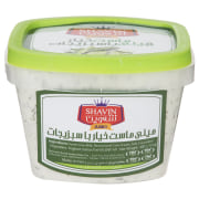 Shavin Cucumber with vegetables Mini yogurt 400gr
