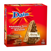 Almondy Daim Chocolate Cake without Gluten 400gr