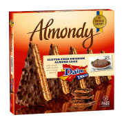 Almondy Daim Chocolate Cake without Gluten 1000gr