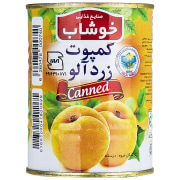 Canned Apricots - 350 gr - Khoushab Brand