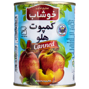 Canned Peaches - 350 gr - Khoushab Brand