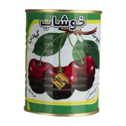 Canned Sweet Cherry - 350 gr - Khoushab Brand
