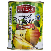 Canned Pears - 350 gr - Khoushab Brand