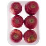 Second-Grade Red Apple - 1 kg