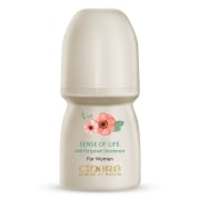 Roll-on Deodorant for Women - Herbal, Spring Fragrance - Cinere Brand