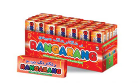 "Wafer with Butterscotch Flavor - ""Rangarang"" Brand - Minoo Company"