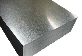 Steel Sheet - Galvanized, Plain & Lightweight - Persianama