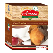 Cake Powder With Cinnamon & Apple Flavor - 500 gr - Amoon