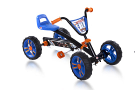 Fourcycle - Suitable for Children 3-7 Y.O, Weight 5.8 kg, 46*42*20 cm - Model Speedy 98, Gtoys Brand