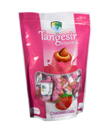 Date with Almond & Chocolate with Strawberry Flavors Coating - 450 g - Tangesir
