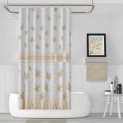 Shower Curtain - Model: jack-9918 - Dolphin
